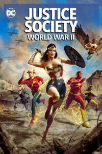 Justice Society: World War II 2021 Film Online