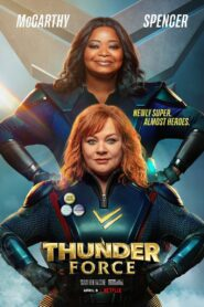 Thunder Force 2021 Film Online