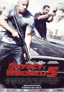 Szybcy i Wściekli 5 2011 Film Online