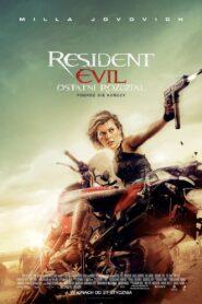 Resident Evil: Ostatni rozdział 2016 Film Online