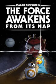 Maggie Simpson in The Force Awakens from Its Nap 2021 Film Online