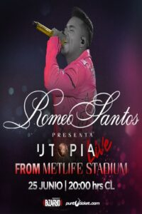 Romeo Santos: Utopia Live from MetLife Stadium 2021 Film Online