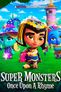 Super Monsters: Once Upon a Rhyme 2021 Film Online